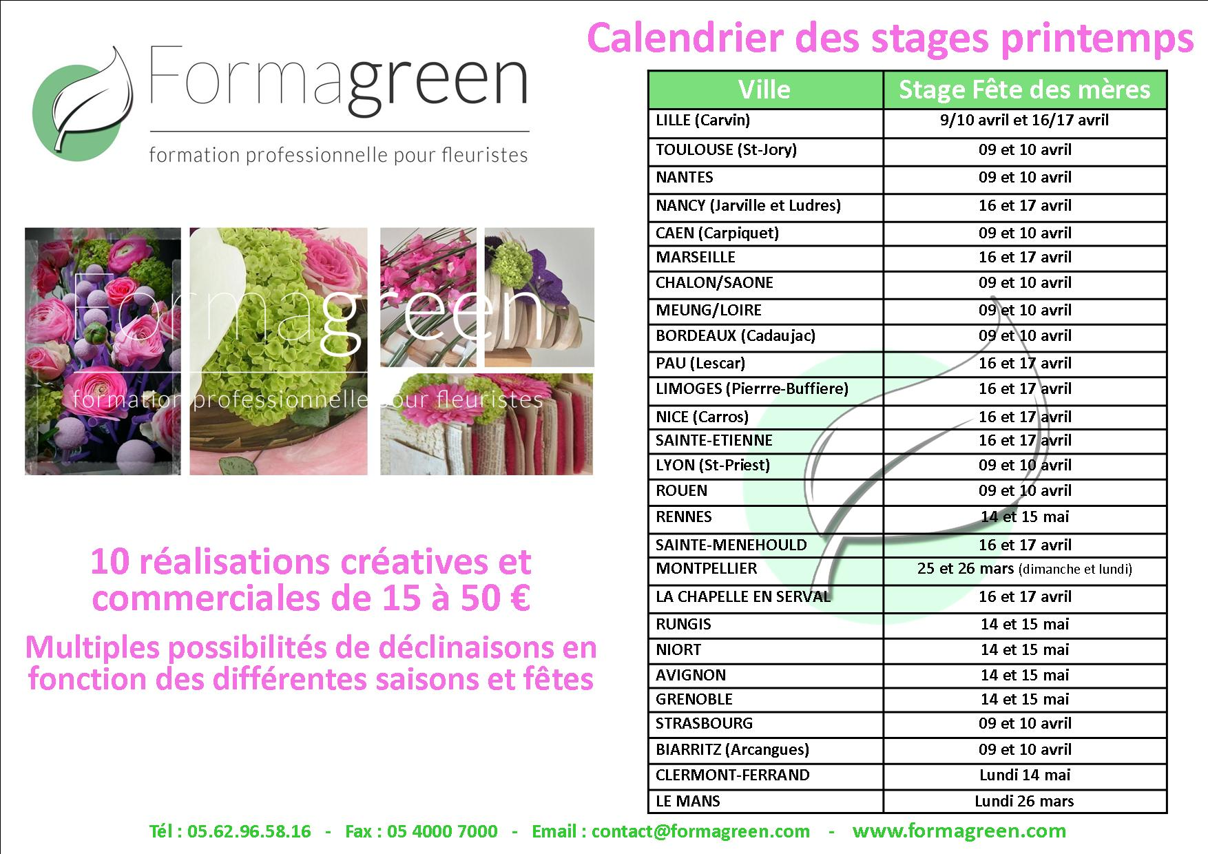 Calendrier a coupons
